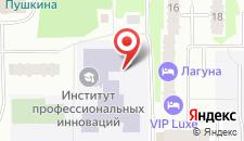 Отель Люкс ВИП на карте