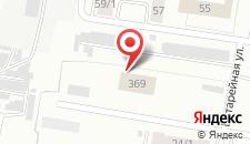 Отель Колибри на карте