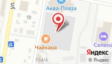 Гостиница Плаза на карте
