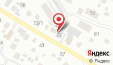 Отель Илья на карте