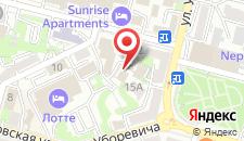 Отель Smart Residence на карте