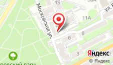 Мини-гостиница Инь-Янь на Башидзе на карте