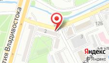 Отель Яхонт на карте