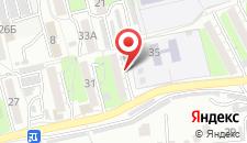 Хостел Шерлок Холл на карте