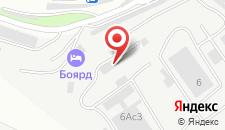 Мини-отель Боярд на карте