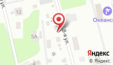 Отель Влад Мотор Инн на карте