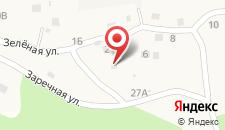 Гостиница Анталия на карте