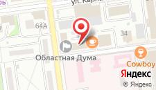 Апартаменты Апарт-отель Наталья на карте