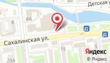 Отель Ориенталь на карте