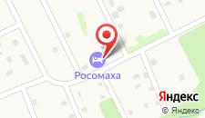 Отель Косатка на карте