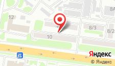 Апартаменты Фиеста на карте