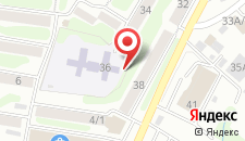 Апартаменты Камчатка на карте