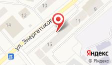 Гостиница Чукотка II на карте
