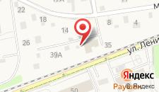 Гостиница ВИЛЛА ГОТЛАНД на карте