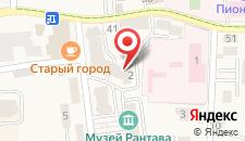 Апартаменты На Армейской на карте