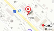 Отель Навигатор на карте
