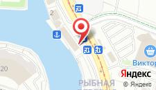 Гостиница Шкиперская на карте