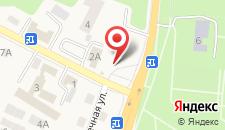 Ресторанно-гостиничный комплекс La Belle на карте
