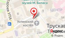 Вилла Ирина на карте