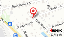 Гостевой дом На Дубровской на карте