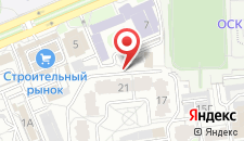 Апартаменты На Воровского на карте