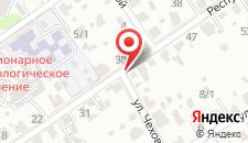 Апартаменты В центре Бреста на карте