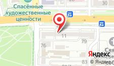 Апартаменты на Машерова, 11 на карте
