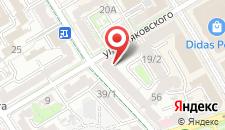 Апартаменты PaulMarie на Маяковского на карте