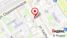 Апартаменты Bresthouse на карте