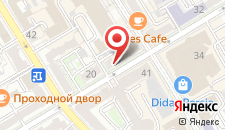 Апартаменты Маяковского 19/2 на карте