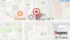 Апартаменты на Дзержинского, 11 на карте