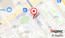 Апартаменты Brest-flat на карте