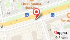 Апартаменты В центре Бреста на Машерова на карте