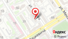 Апартаменты на Горького, 17 на карте