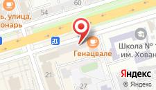 Апартаменты У Алекса на карте