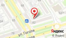 Апартаменты Алые Паруса на карте