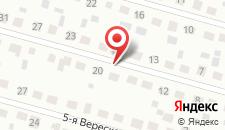 Гостевой дом Раиса на карте