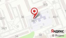 Апартаменты Набережная на карте