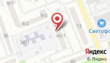 Апартаменты Набережная у Евгена на карте