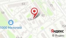 Апартаменты Варвара на карте
