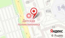 Апартаменты Брест-Восток на карте