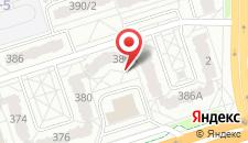 Апартаменты На Московской 384а на карте