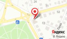 Апартаменты На Декабристов на карте