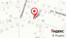 Коттедж Престиж в Центре Города на карте