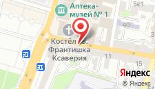 Апартаменты К. Маркса 5 на карте