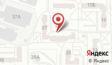 Апартаменты Maxhouse на Пушкина 37 на карте