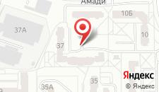 Апартаменты Beautiful на Пушкина на карте