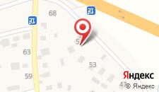 Отель Василинка на карте