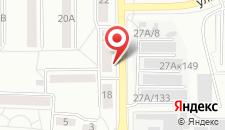 Апартаменты На Пушкина 18 на карте
