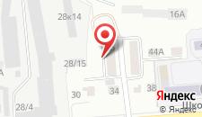 Апартаменты На Волковича на карте